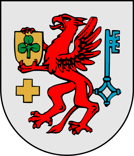 Stadtwappen Trzebiatów