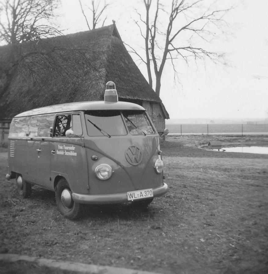 Tragkraftspritzenfahrzeug (TSF)  (1961 - 1982)