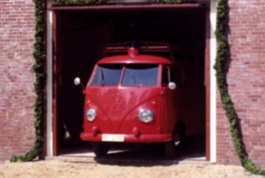 Tragkraftspritzenfahrzeug (TSF-T), VW T1, 1958