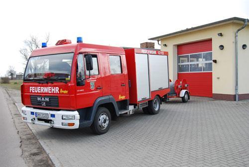 Feuerwehrauto NH