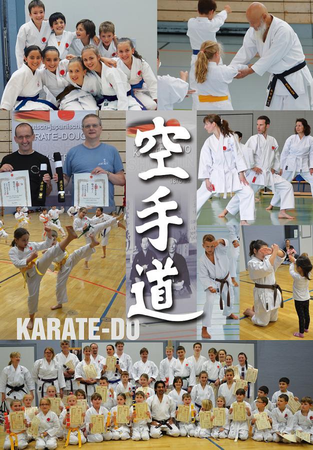 Karate groß