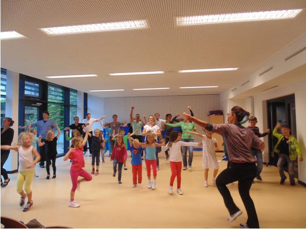 TVBE Koop. SaL Kids Dance Juli 2014