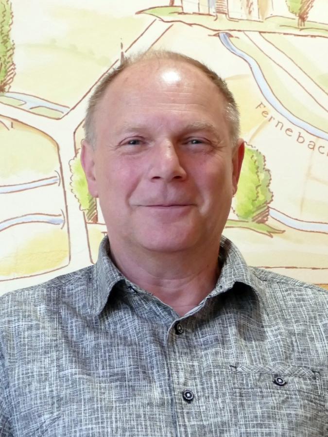 Bürgermeister Walter Tückhardt