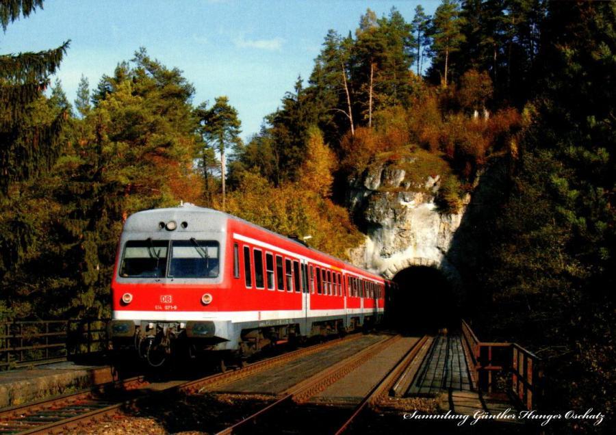 Haidenhübel-Tunnel bei Velden