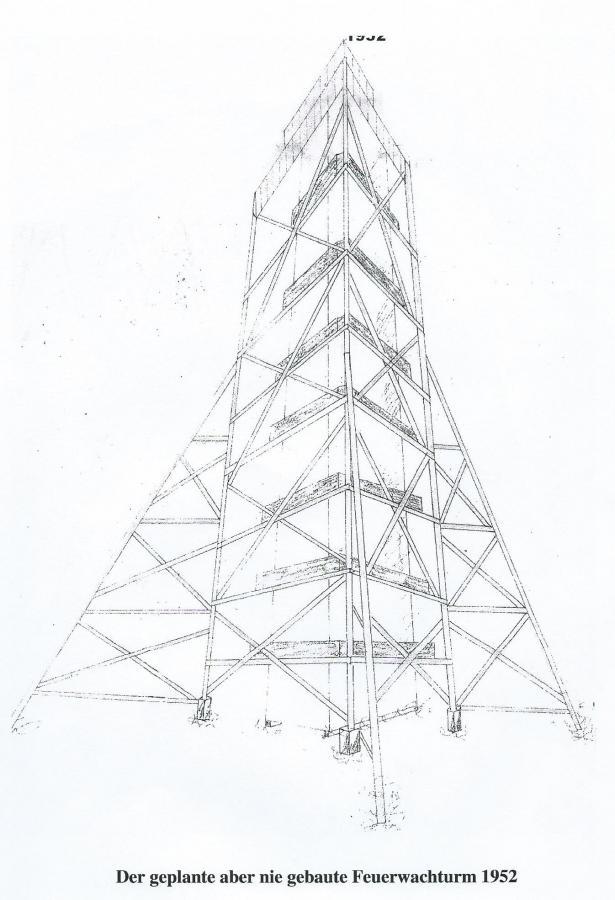Turm 1952