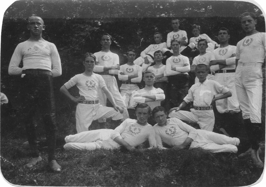 Turner aus den Jahren 1917 - 18