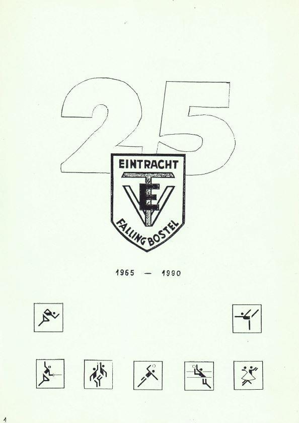 TV Eintracht 25 Jahre