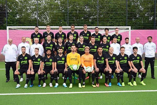 1.Mannschaft Oberligasaison201-2020