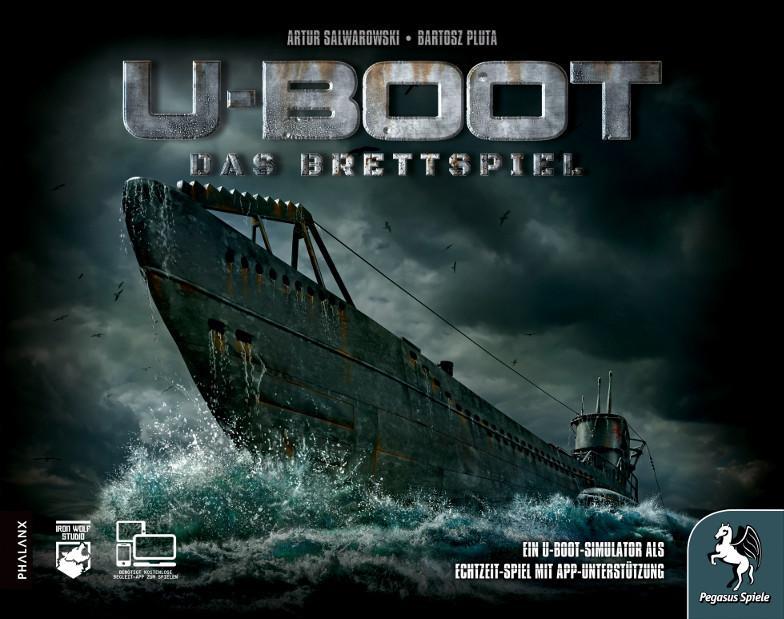U-Boot Das Brettspiel
