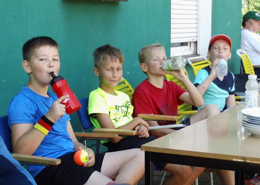 Teilnehmer AK U 10