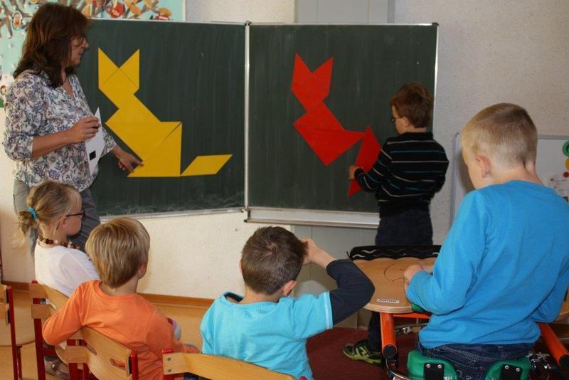 Übungen in Geometrie