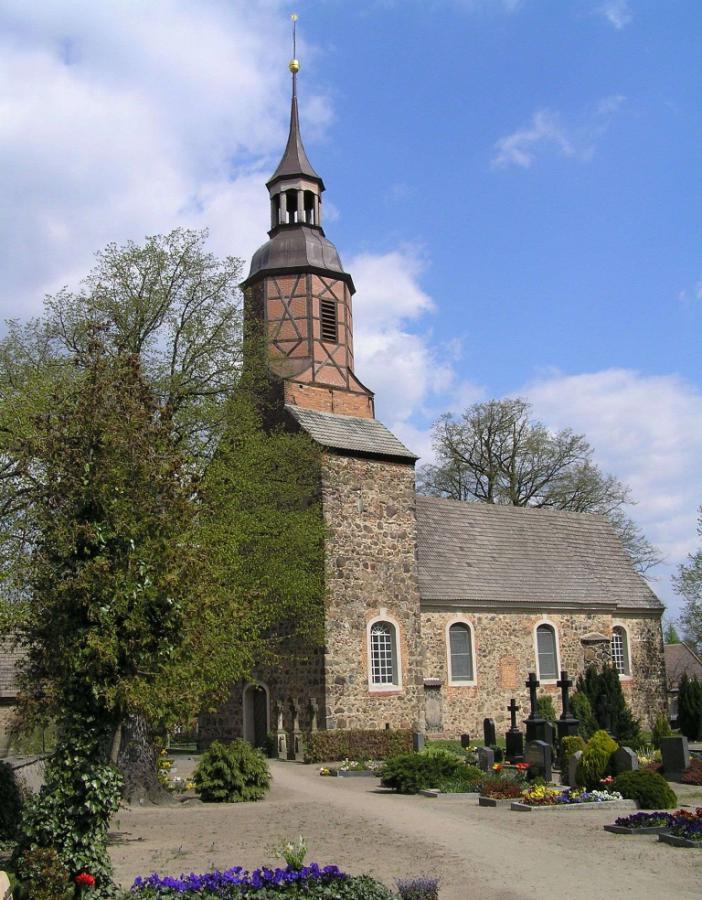 Kirche in Uckro
