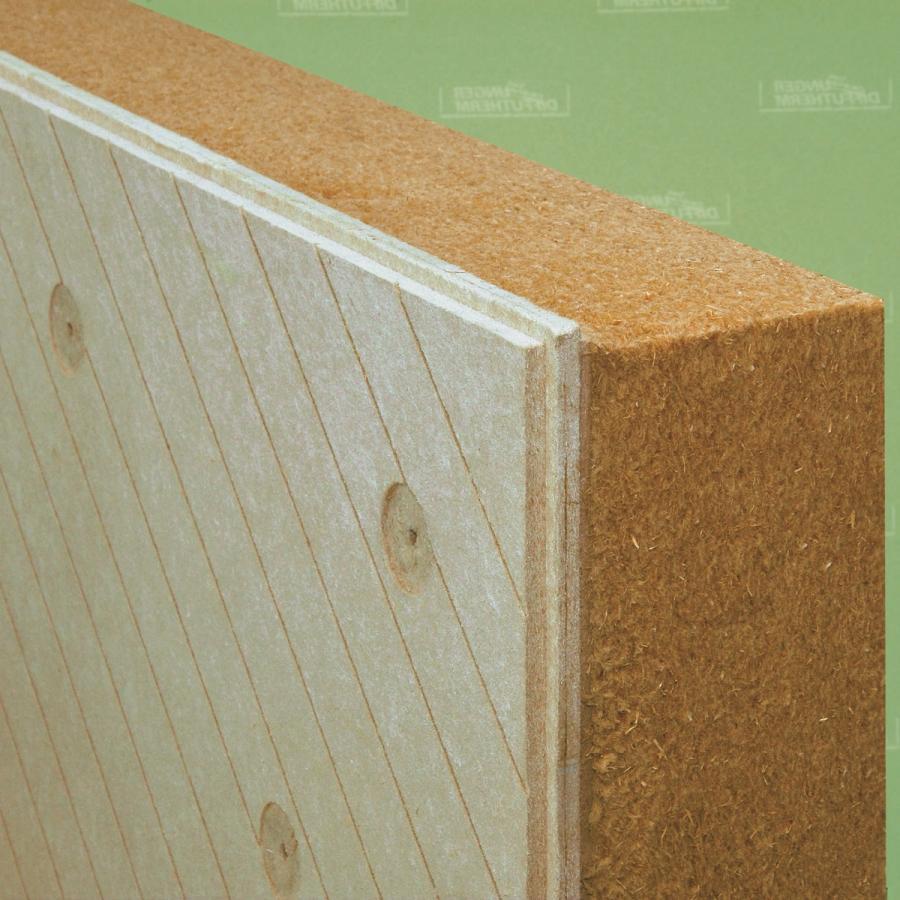 ..UdiRECO putzfähige anschmiegsame Dämmplatte für innen und für Fassaden..