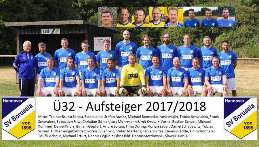 Ü32_Team_2018 - 2019