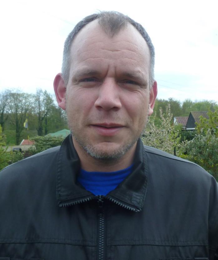 Obmann Jörg Ulrich