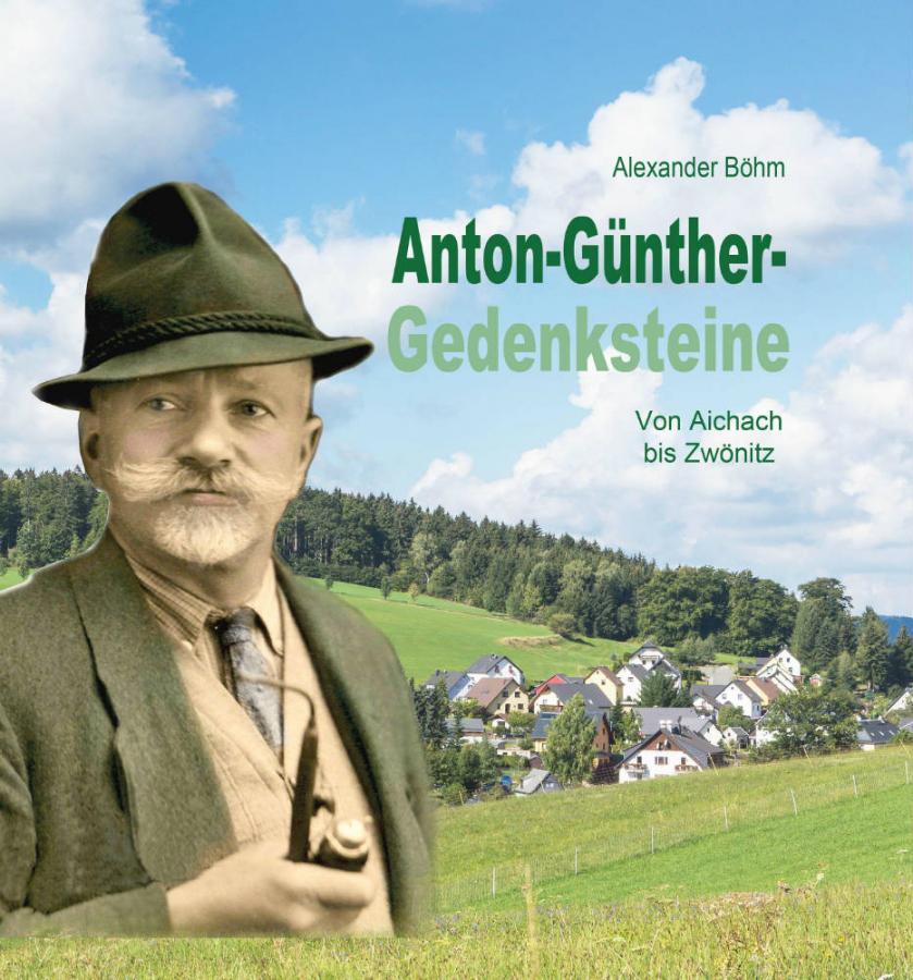 Anton Günther – Gedenkstein