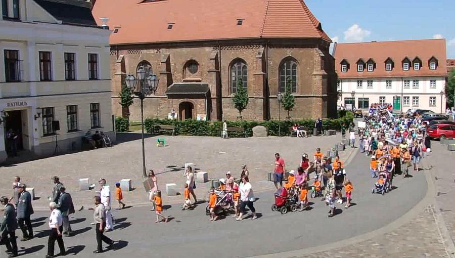 "Festumzug am 4. Juni 2016 - ""Bunte Arche"""