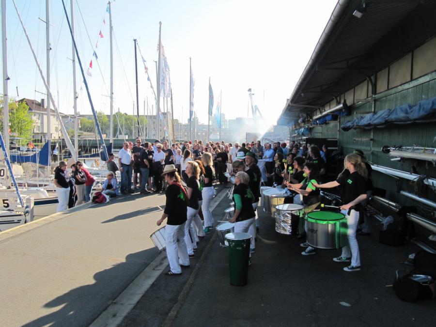 """Rotesand-Regatta"" Weser Yacht Club Bremerhaven"