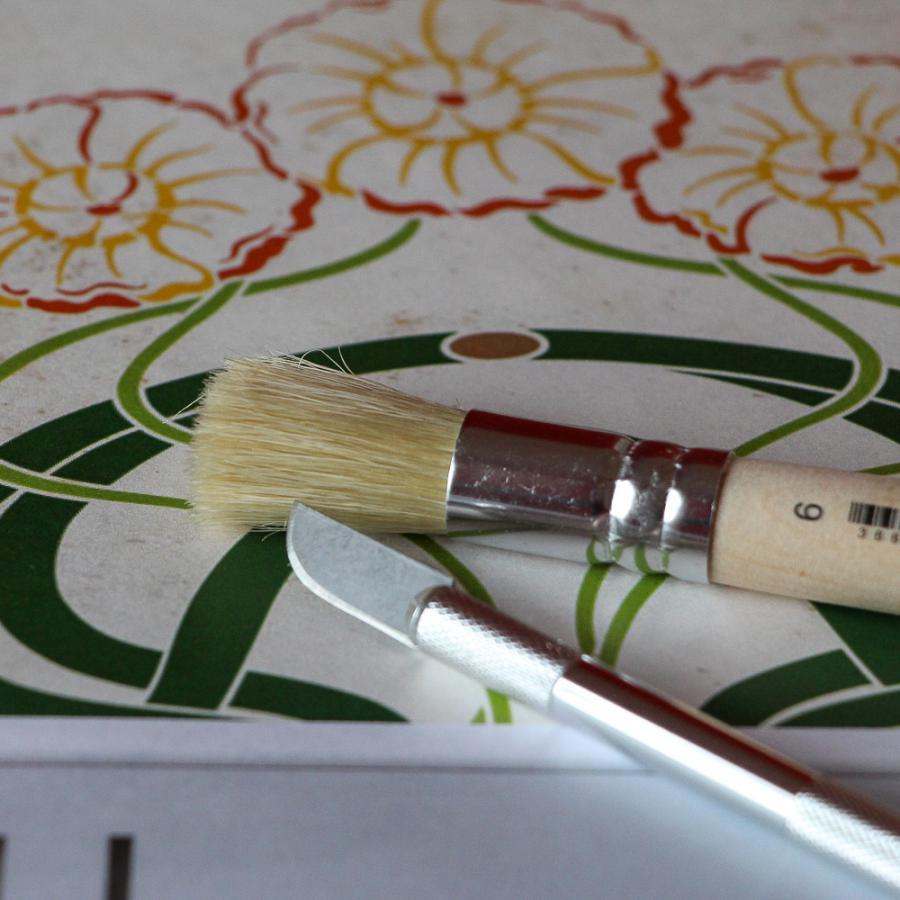Workshop_Historische Wandfarbe Foto- Museum OSL