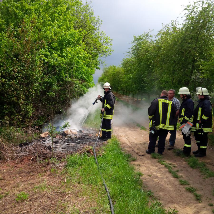 Unratbrand Uffhofen