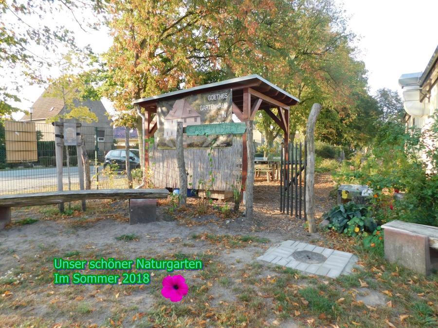 Unser schöner Naturgarten