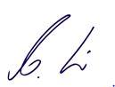 Unterschrift Dr. Markus Söder