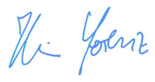 Signatur Lorenz