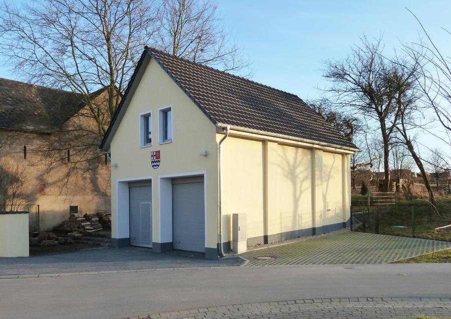 Der Bauhof nach der Renovierung