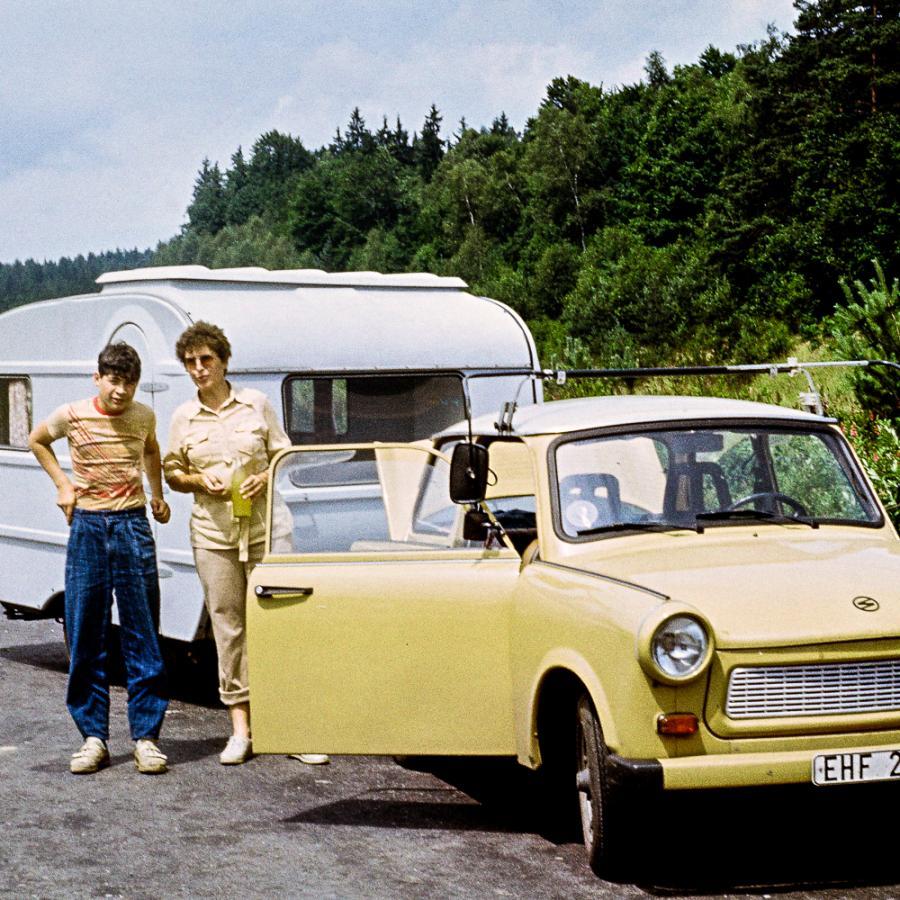 Urlaub DDr_ Heinz Wohnwagen_privat