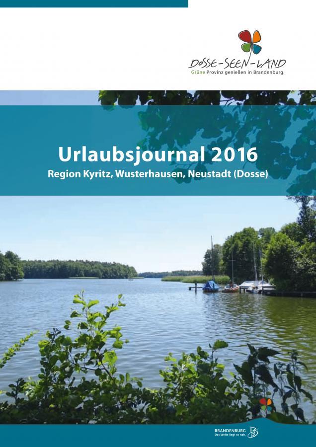 Urlaubsjournal 2016 (Deutsch)