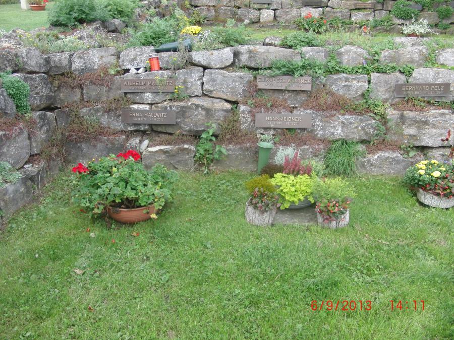 Friedhof Schwebheim 2