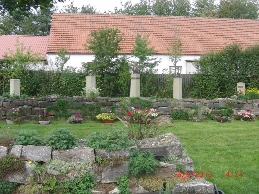 Friedhof Schwebheim 1
