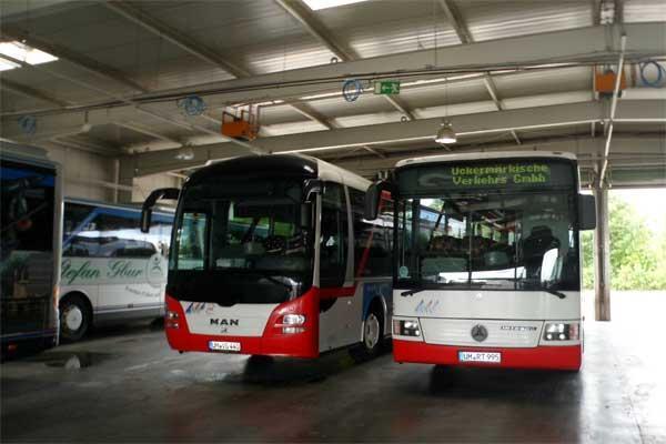 Busse der UVG