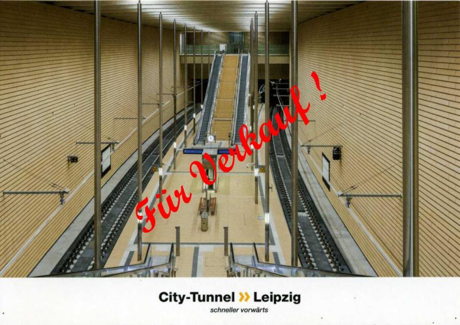 City-Tunnel Leipzig 2