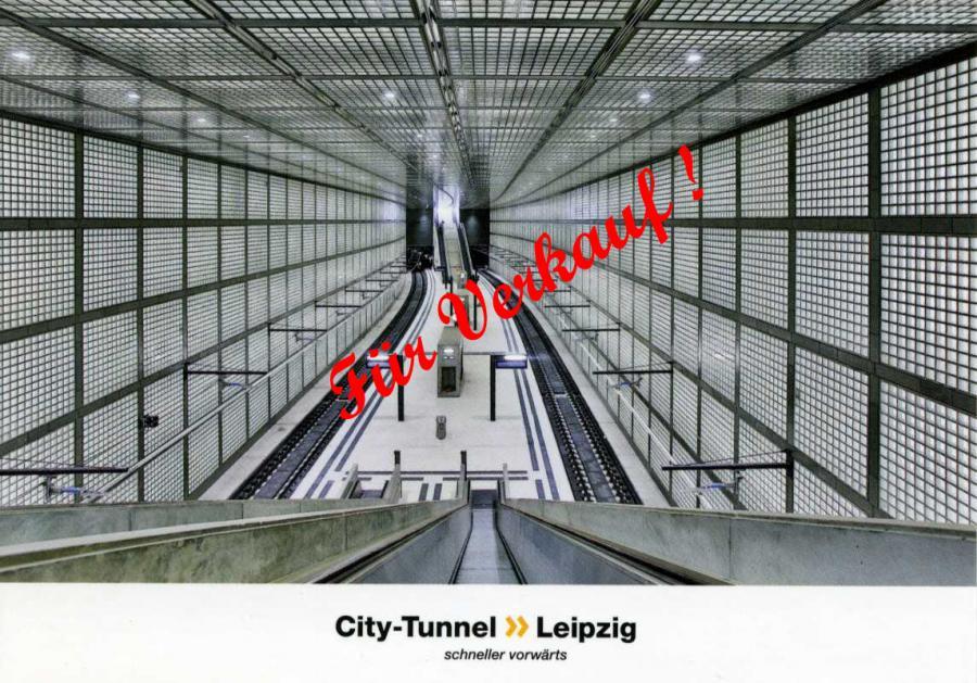 City-Tunnel Leipzig 3