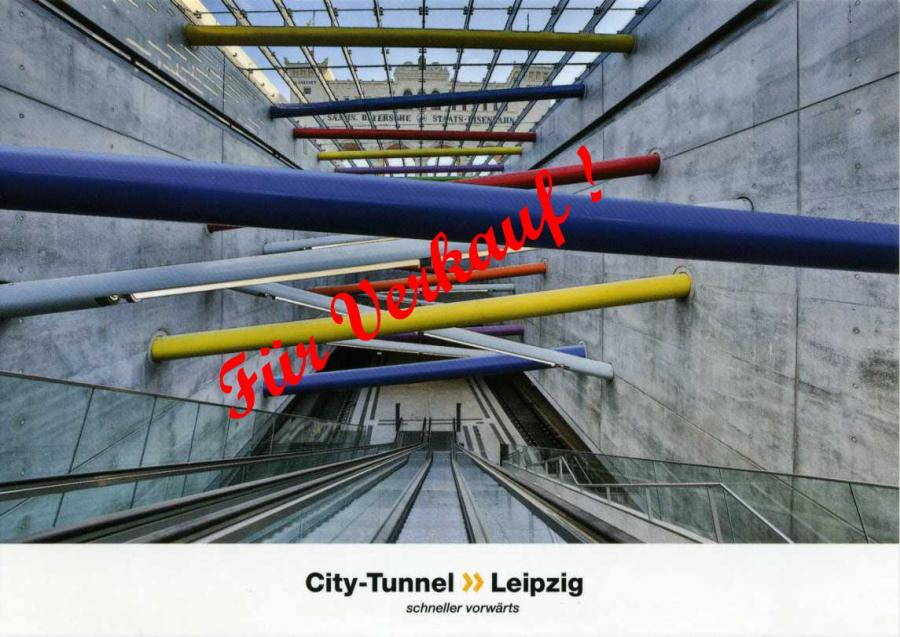 City-Tunnel Leipzig 4
