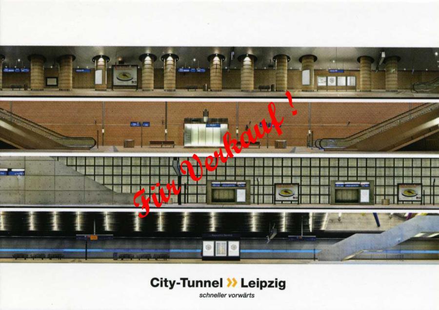 City-Tunnel Leipzig 5