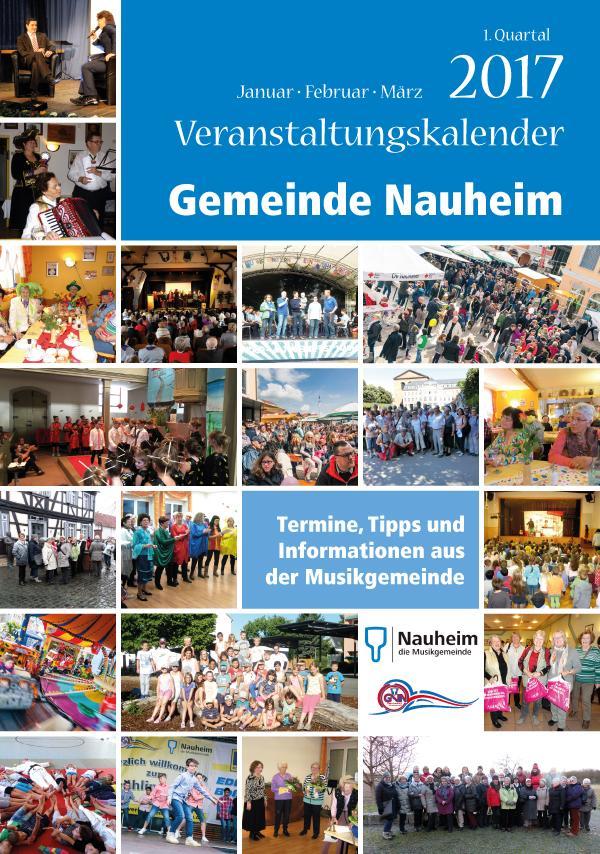 Veranstaltungskalender I. Quartal 2017