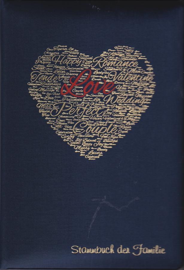 Valentine 26,00 €