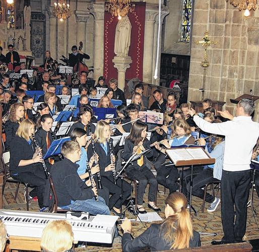Konzert in Vassy