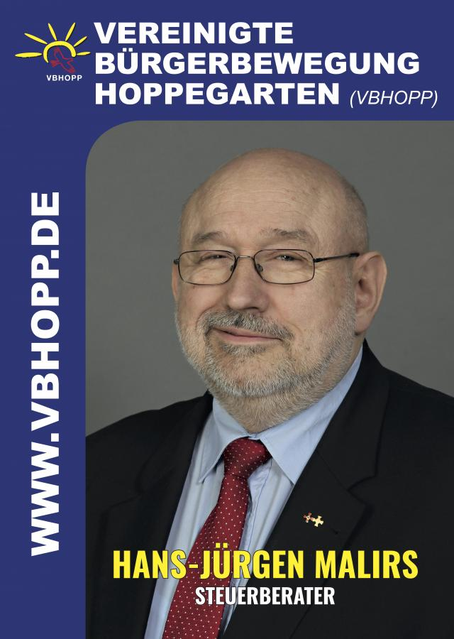 Spitzenkandidat Gemeinderat