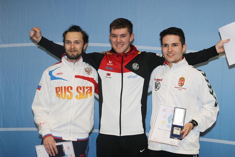 Siegerehrung IWK-München 2017