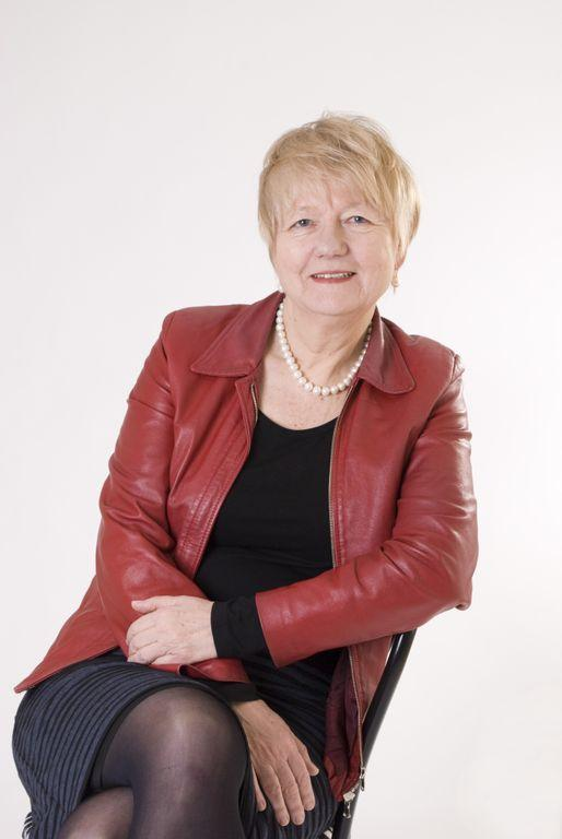 Prof. Ilona Kickbusch - Inspirierende Frauen - VDBIO