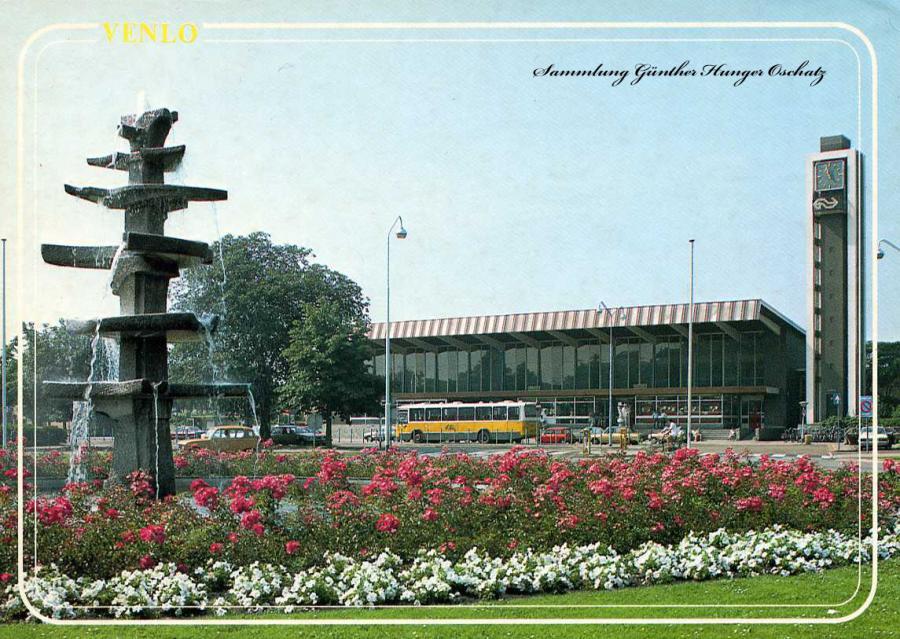 Venlo Bahnhof