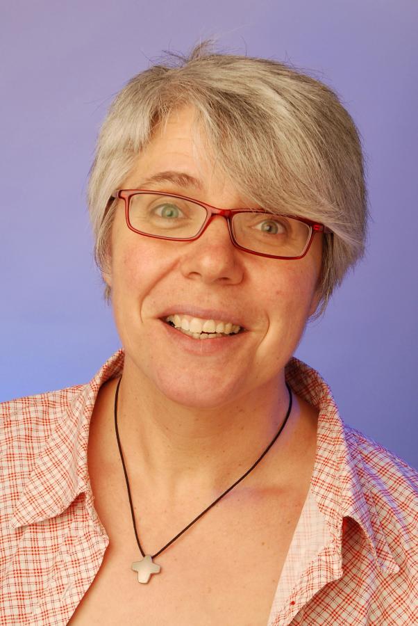 Gemeindepädagogin Vera Bässmann