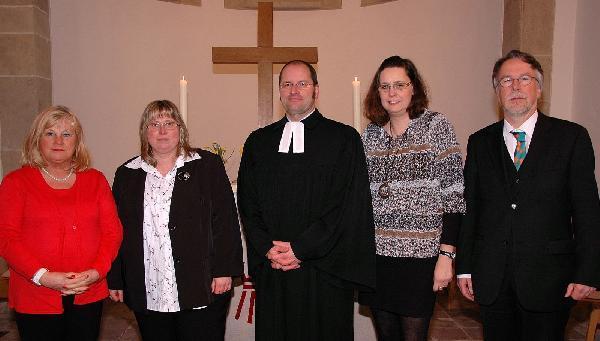 Foto: Verabschiedung Pfarrer Norbert Mecke