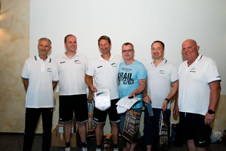 Verabschiedung Parfil/Renne Hanschke/Tacke
