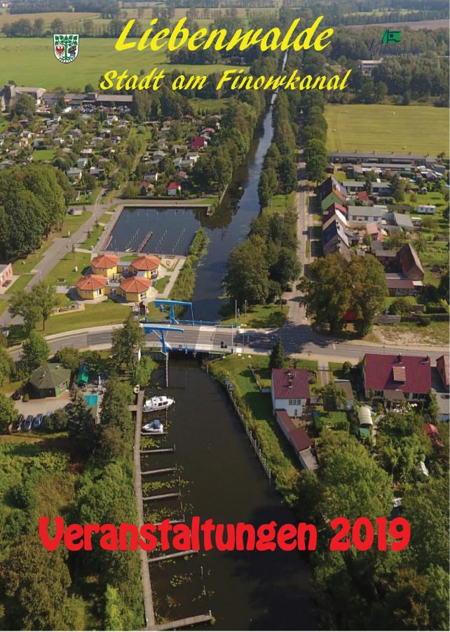 Veranstaltungskalender 2019