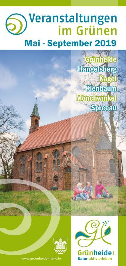 Veranstaltungskalender - Titelbild (Foto: Seenland Oder-Spree, Florian Läufer)
