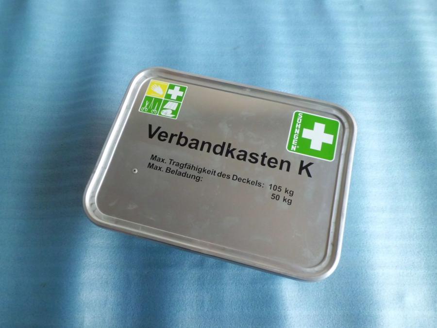 Verbandskasten - 2014